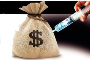 bolsa y fármacos