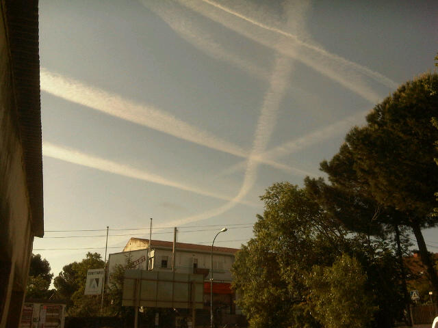 España. Madrid. Galapagar. 2012.05.28 - 09:45h.