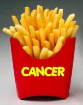 fritas con cancer